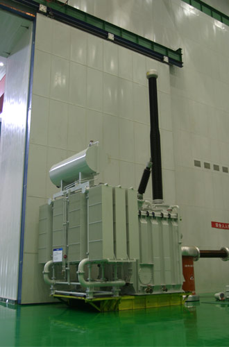 765kV shunt reactor produced for PGCIL on eight substation on 2011